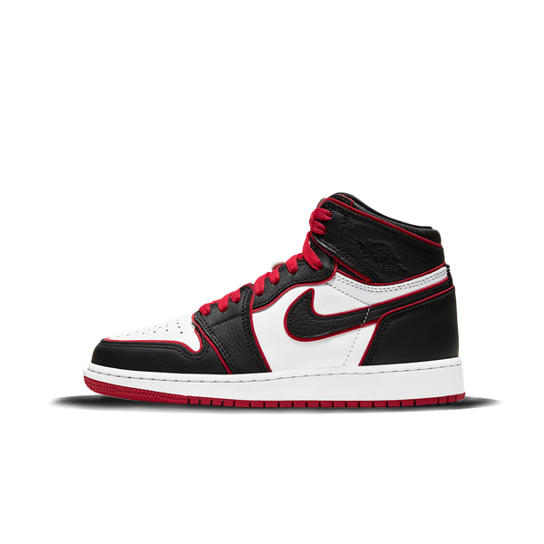 pasajero Discreto Disgusto  Air Jordan 1 Retro High OG Bloodline (GS) – True Sneakerz